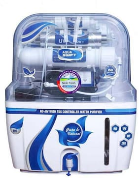 Ninki Fresh Swift 10 Litres RO+UV+UF Electric Water Purifier