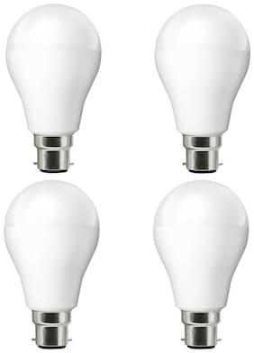 NIPSER 9 Watt Premium Led Bulb (Pack of 4)