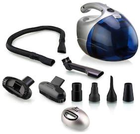 Nova NVC-2765 Handheld Vacuum Cleaner ( Blue & Grey )