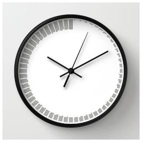 Nutts Classic Analog wall clock for home/office