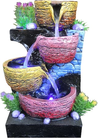 NVR Water fountain Multicolor -Set of 1