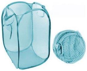 Sunrise International Nylon Assorted Laundry Basket ( Set of 1 )