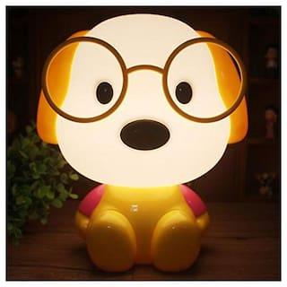Fine Buy Nyrwana Plastic Dr Dog Cartoon Led Desk Table Lamp For Download Free Architecture Designs Scobabritishbridgeorg