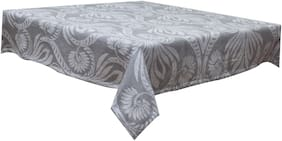 Oasis Hometex Jacquard Cotton Table Cloth - 4 Seater