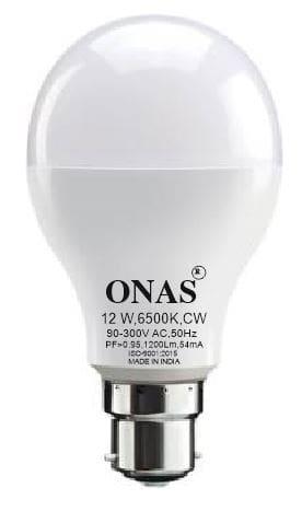 Onas 12 W Standard B22 LED Bulb (Pack of 1)