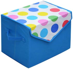 Dizen Star Foldable Kid's Toy Box\Storage Box\ Laundry Basket