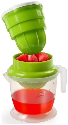 ONE8D Mini Small Nano 2 in 1 Hand Press Manual Juicer