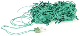 ONE94STORE Green Rice lights Serial bulbs decoration lighting for diwali christmas 8 m