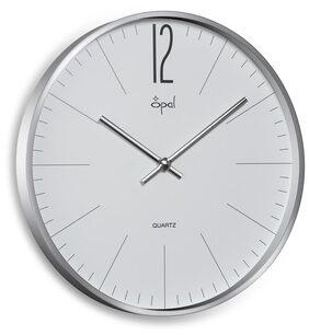 Opal White Wall Clock