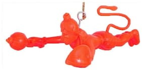 ESHOPEE Plastic Orange Idol ( 1pc )