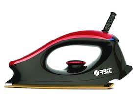 Orbit DI-370 Light Weight 1000 W Dry Iron (Red)