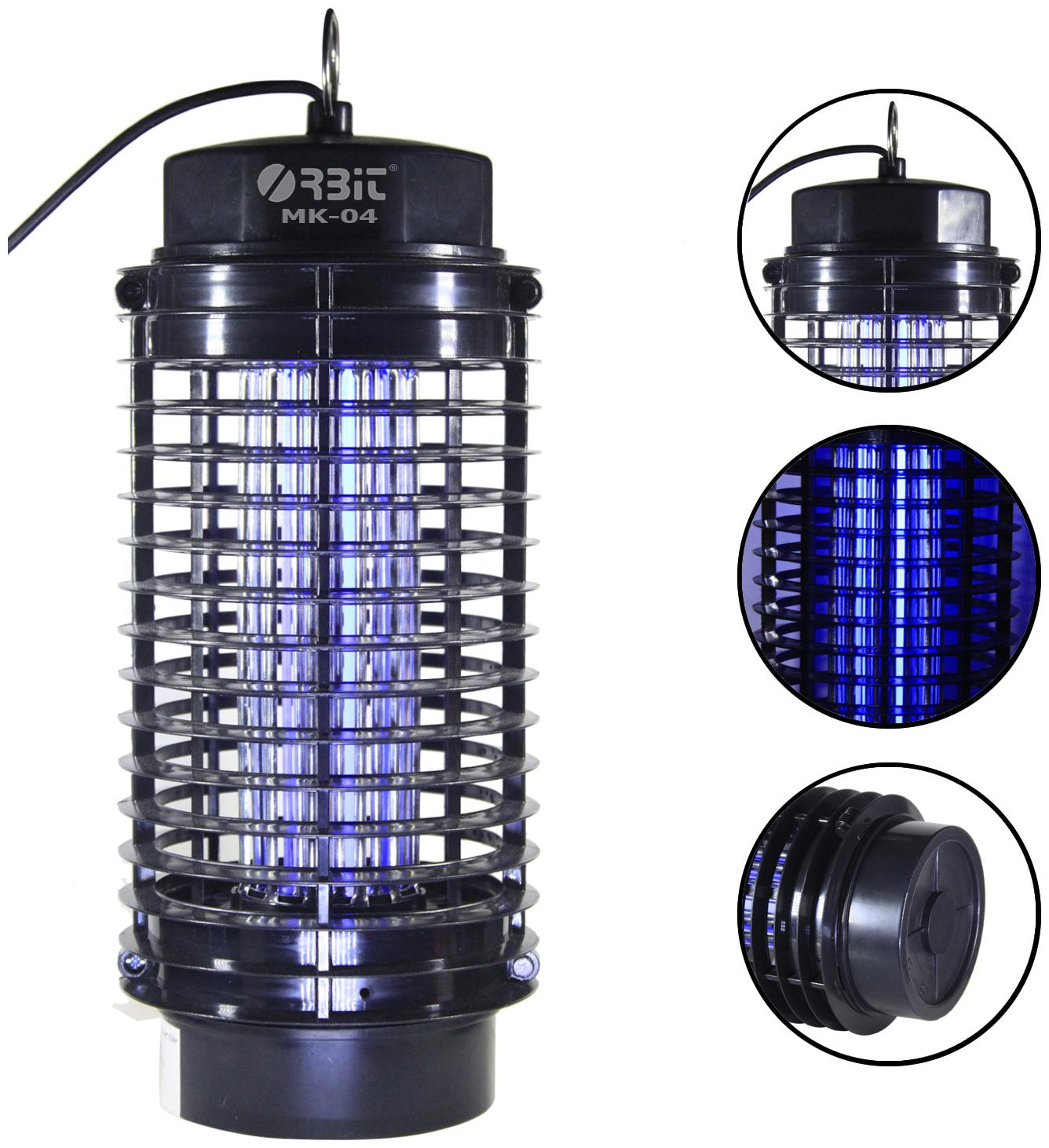 Orbit Night lamp cum Electric Insect Killer Mosquito Killer With LED