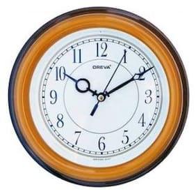 Oreva Plastic Analog Wall clock ( Set of 1 )