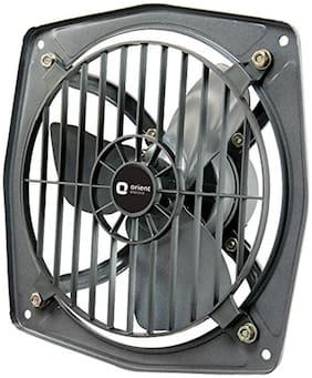 """Orient Hill Air Exhaust Fan 225 mm (9"""") (Matt Grey)"""
