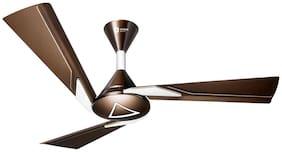 Orient Orina 3 Blades (1200 mm) Ceiling Fan (Choclate Brown Ivory)