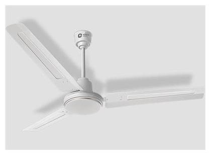 Orient Summer Breeze 3 Blades (1200 Mm) Ceiling Fan (White) (Pack Of 3)