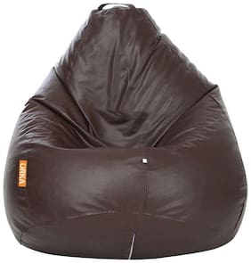 Orka Classic Kids Bean Bag Cover - Brown