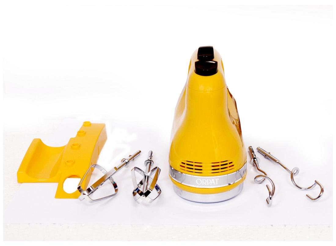 Orpat OHM-217 Hand Blender (Yellow)