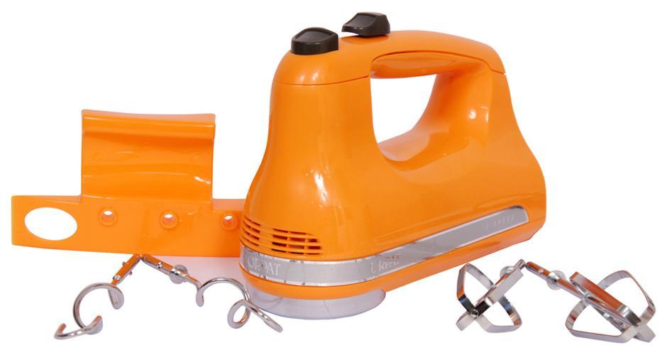 Orpat OHM-217 Hand Blender (Tangerine)