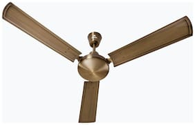 ORTEM ANTIQUE 1200 mm Ceiling Fan - Antique Brass