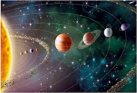 Rawpockets Wall Posters ' Our Solar System '