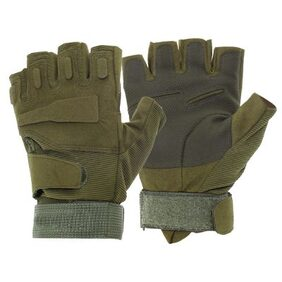 Outdoor Military Airsoft Hunting Cycling Army Gloves(army Green Xl)