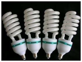 Outstanding High Quality 4 x 120V 85W 5500K E27 Daylight Studio Light Bulbs CFL