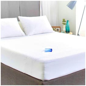 Oyo Baby Poly cotton Single beds Mattress protectors