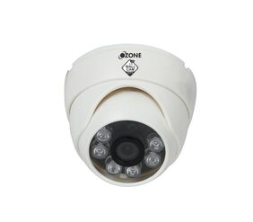 Ozone Wallcam 2MP AHD Dome Camera with 6mm lens