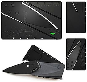 PackNBUY Card Sharp Folding Knife. UltraThin Cit Card Sized Utility Knife.