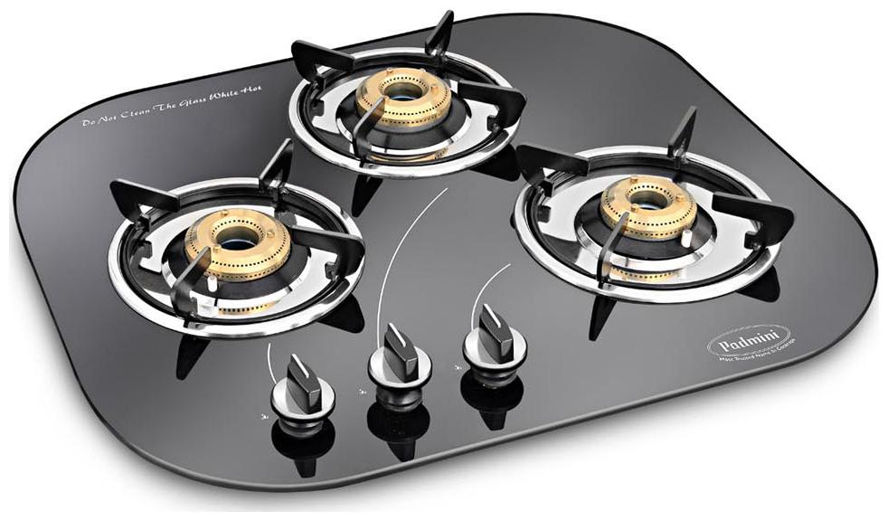 Gas Stove - Buy 2, 3 & 4 Burner Gas Stoves and Cooktops