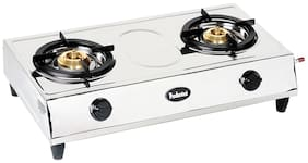 Padmini 2 Burners Gas Stove - Assorted