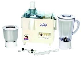 Padmini Dolphin 450 W 2 Jars Mixer Grinder ( White )