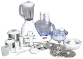 Padmini Mega-Pro 600 W Food Processor (White)