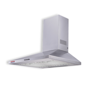 Padmini Wall Mounted 60 cm 900 m3/h Silver Chimney ( Tena 60 BF )