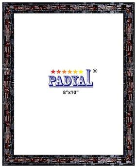 PADYAL Wood Copper Single frame ( Set of 1 )