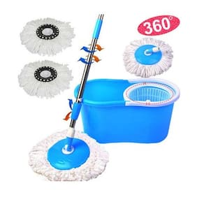 PAffy Magic Spin Mop - Blue