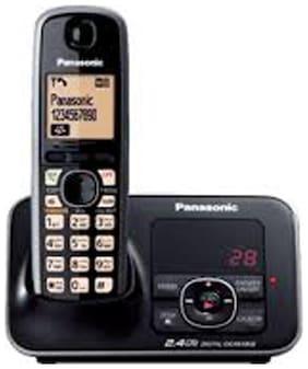 Panasonic Cordless Phone (Kxtg3721Sxm)