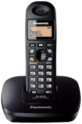 Panasonic KXTG3611SXB Black