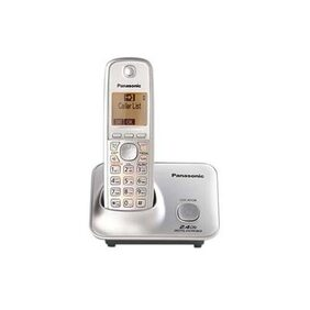 Panasonic Kx-Tg3711Sxn White Cordless Telephone