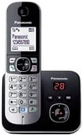 Panasonic PA-KX-TG6811 Cordless Landline Phone(Black)