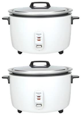 Panasonic SR 972 DPLW 20.2 L Rice cooker