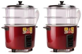 Panasonic WA18H (SS) 4.4 L Food steamer