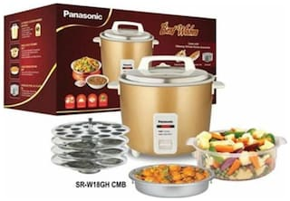 Panasonic PANASONICSR-W18GHCOMBO4.4-LITRE 4.4 L Rice cooker