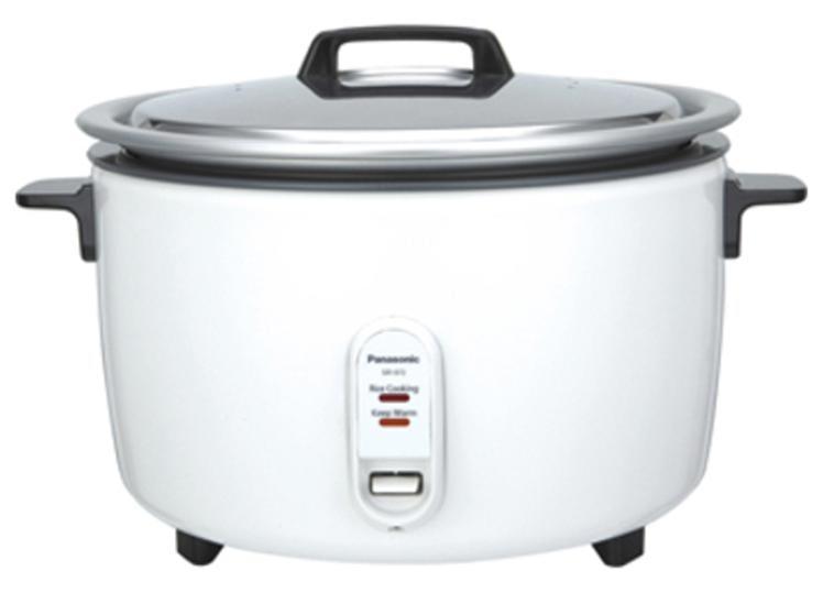 Panasonic SR972 7.2 L Rice Cooker (White)