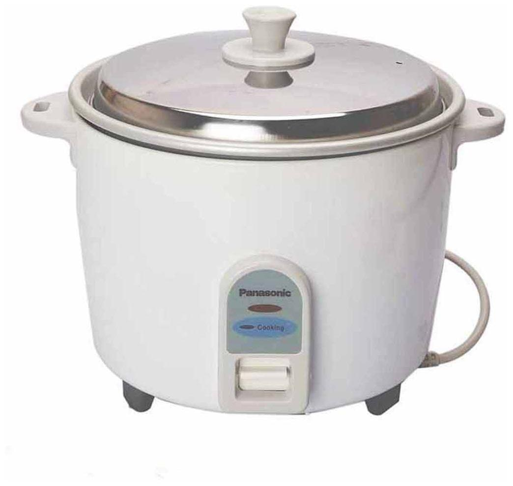 Panasonic SR-WA 18 1.8 L Rice Cooker (White)