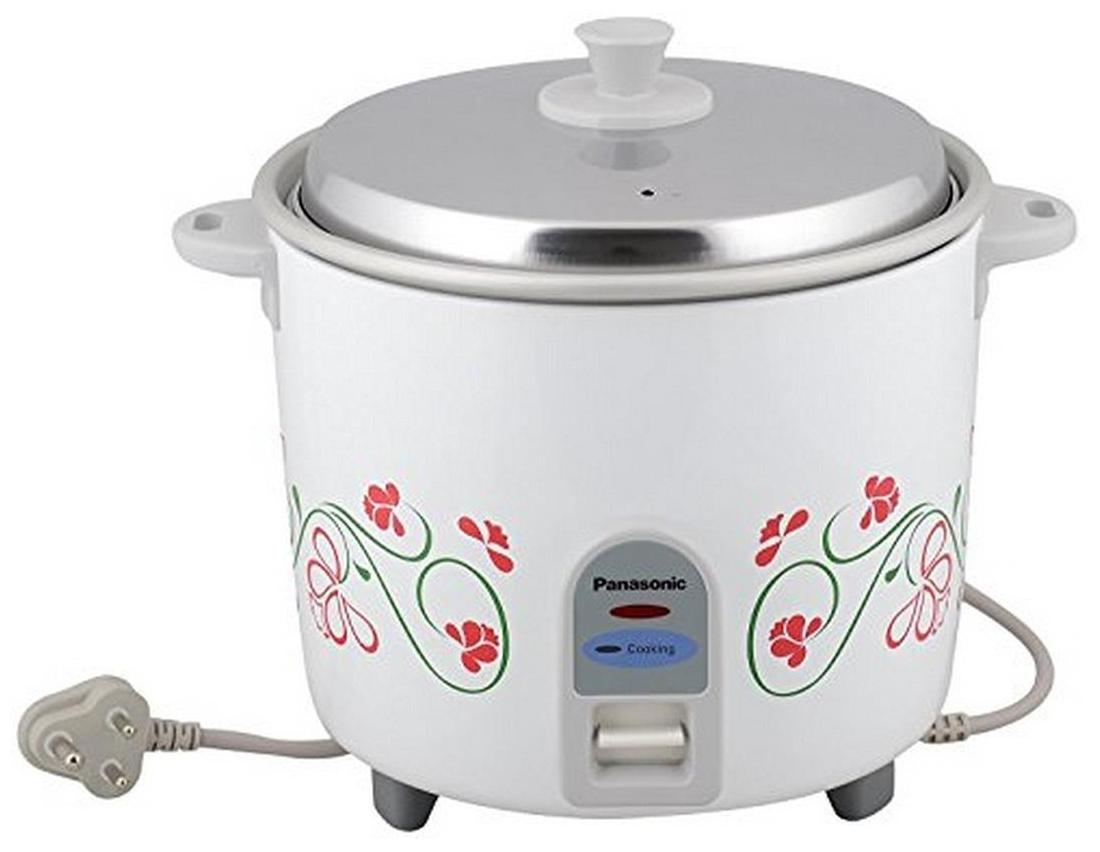 Panasonic SR WA22F 2.2-Litre Rice Cooker (Post cooking-5.4 Litres)