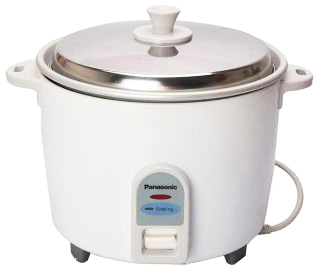 Panasonic SR-WA18H (YT) 1.8-Litre 660-Watt Automatic Rice Cooker (Peach)