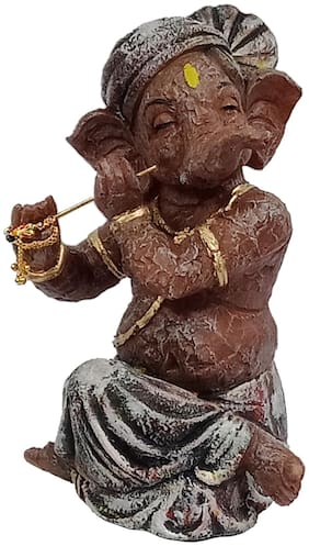 Paras Magic Lord Ganesha Polyresin Idol