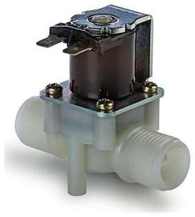 PARIJATA 1/2 inch Inlet/Outlet Diaphragm Solenoid Valve 12V DC